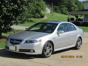 2008 Acura TLType S 35206 miles